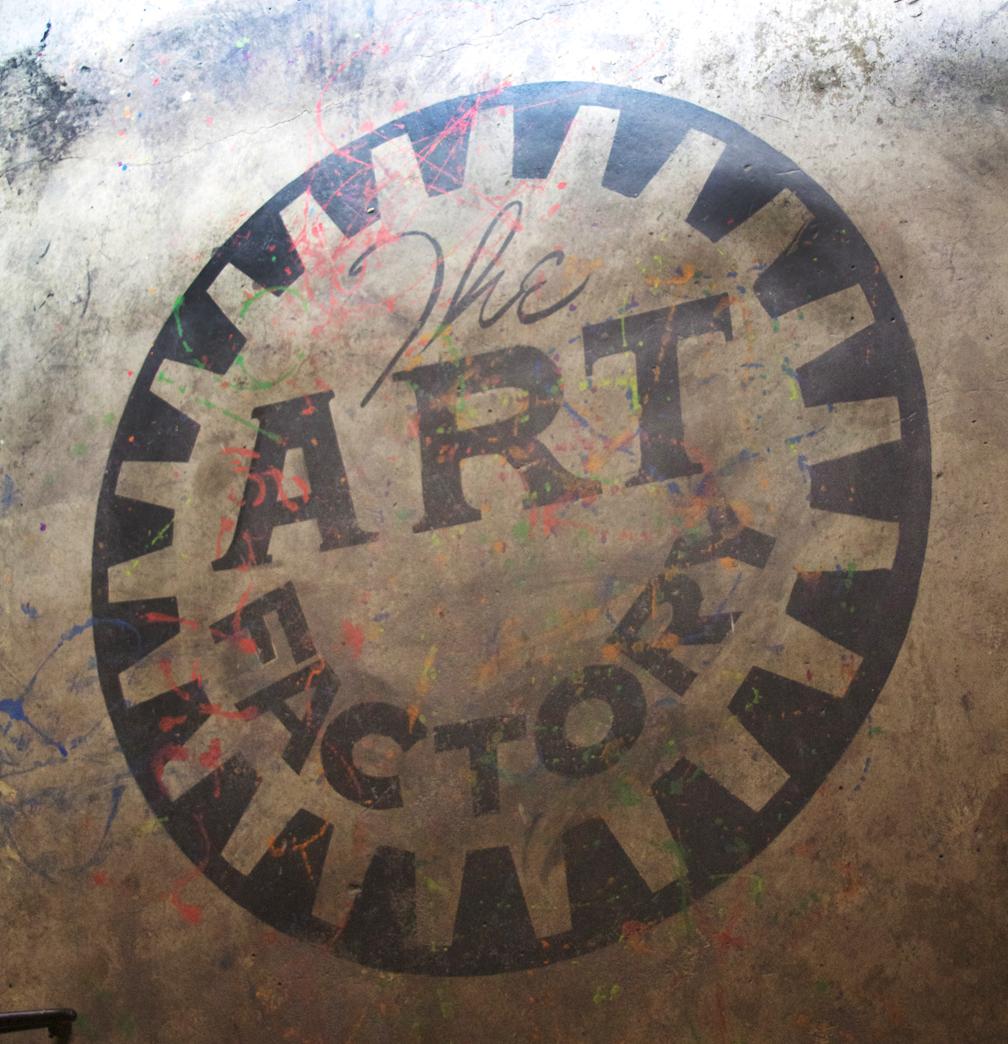 UP at Art Factory