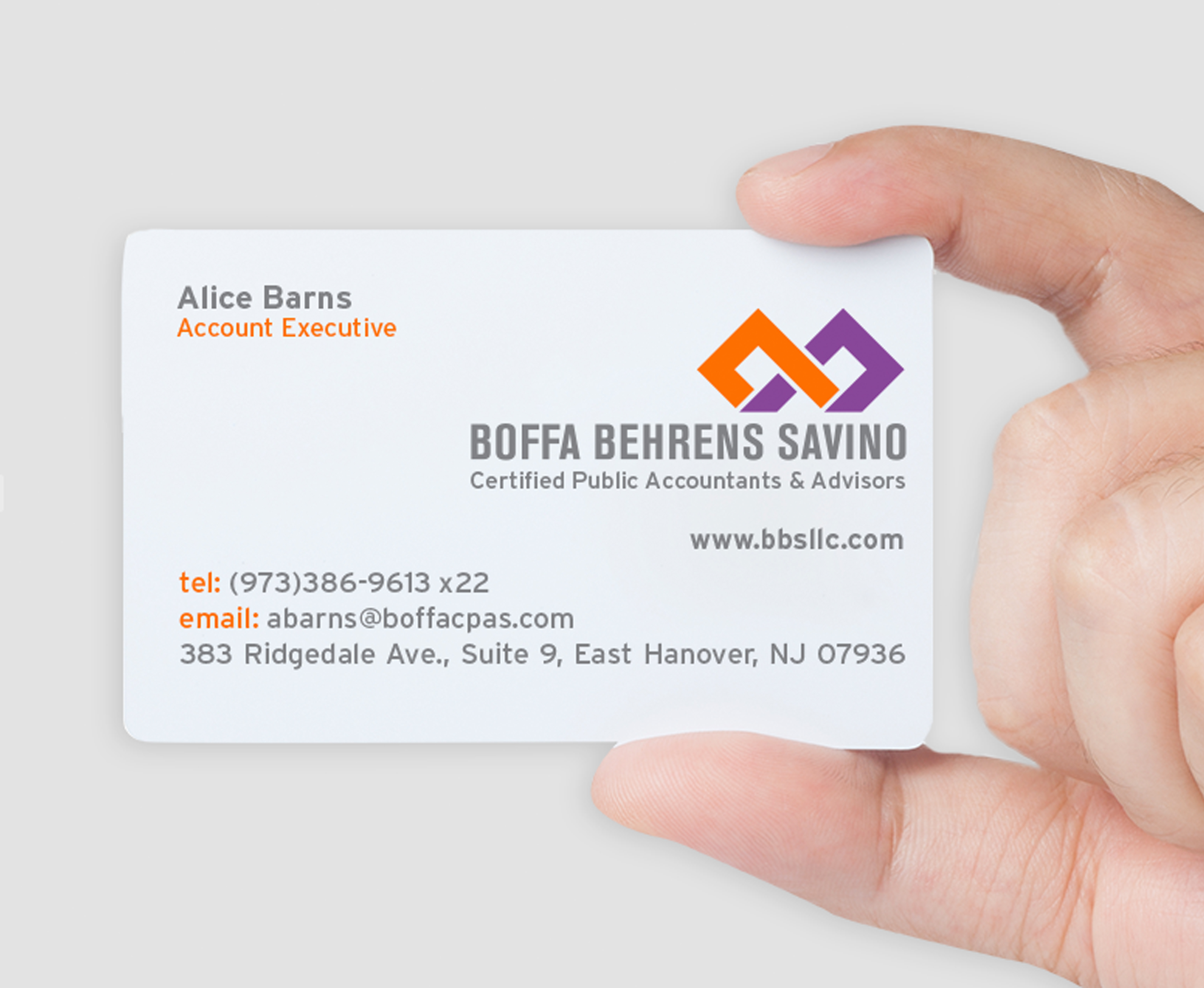 New Identity for Boffa Behrens Savino