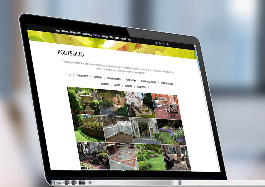 A Better Web Experience for Mierop Design